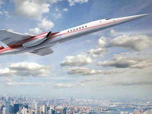 Reviving supersonic passenger flights to harm environment