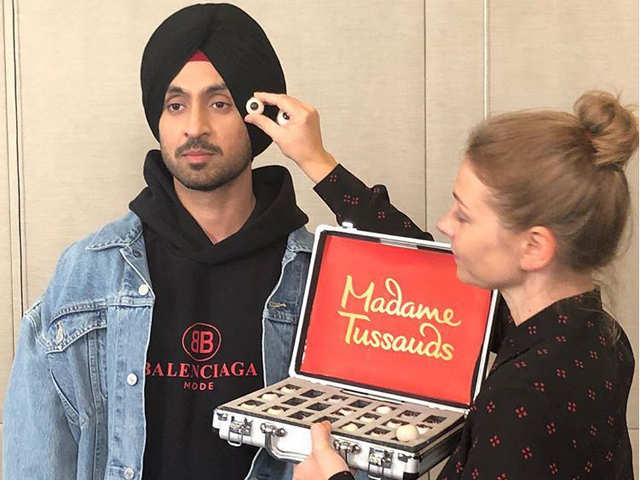 Now Diljit Dosanjh to join Virat Kohli at Madame Tussauds