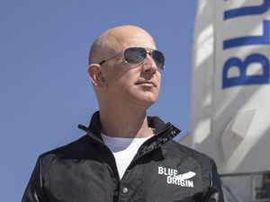 Jeff Bezos' net worth tops $150 bn as Amazon shares surge