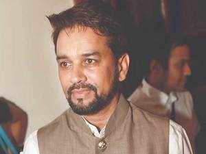 BJP appoints Anurag Thakur its chief whip in Lok Sabha