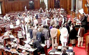 Parliament-disruption