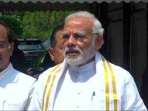 Monsoon Session: Govt ready for discussion on all issues, says PM Modi