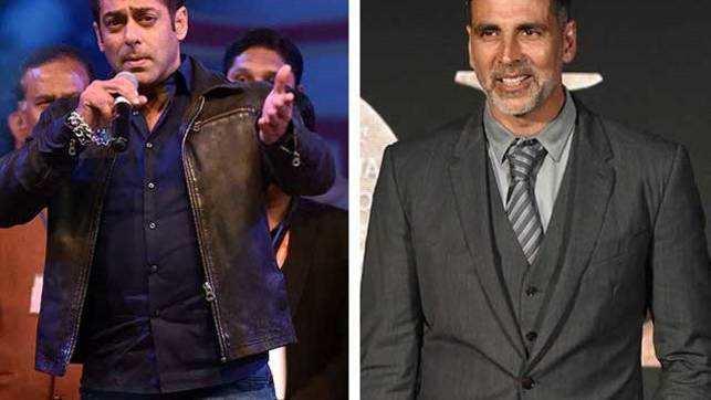 Akshay Kumar, Salman Khan among world's highest-paid entertainers