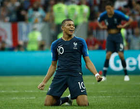 How Kylian Mbappe lit up Twitter: His World Cup final goal generated 115 bn views