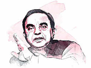 Shashi Tharoor will be comfortable in Pakistan with his girlfriends: Subramanian Swamy
