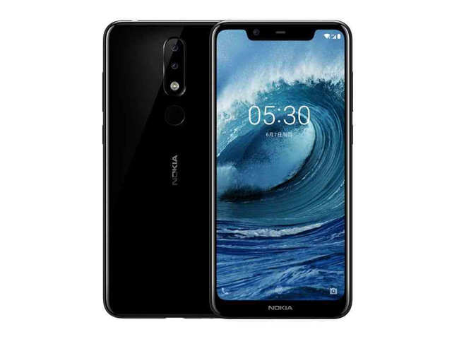 HMD Global launches Nokia X5 with display notch, dual rear camera