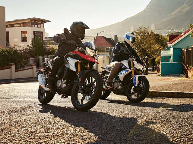 BMW Motorrad forays in sub-50 cc segment in India with G310R, G310 GS