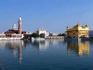 Golden Temple to get more golden with 160 kg more gold