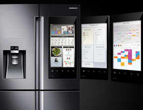 Samsung launches smart refrigerator with Bixby control, touchscreen at Rs 2.8 lakh