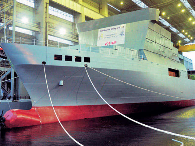 India to get own nuclear missile tracking ship in December