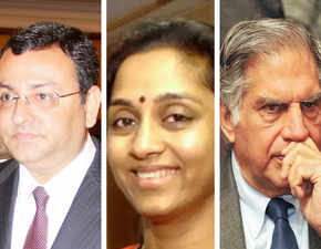 In a spot: How Supriya Sule was caught between Cyrus Mistry and Ratan Tata, courtesy a noble cause