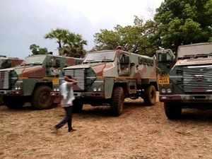 Seven naxals including three women killed in Chhattigsarh