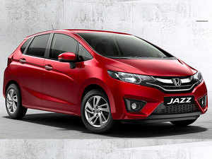 Honda Cars India Today Launched An Updated Version Of Its Premium Hatchback  Jazz With Price Starting At Rs 7.35 Lakh (ex Showroom Delhi).