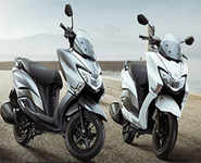 Suzuki launches new Burgman Street