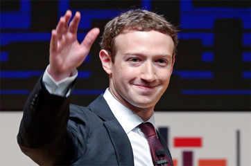 Mark Zuckerberg says Facebook to wipe site clean