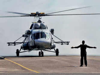 India, Russia in advanced talks for $1.1 billion chopper deal