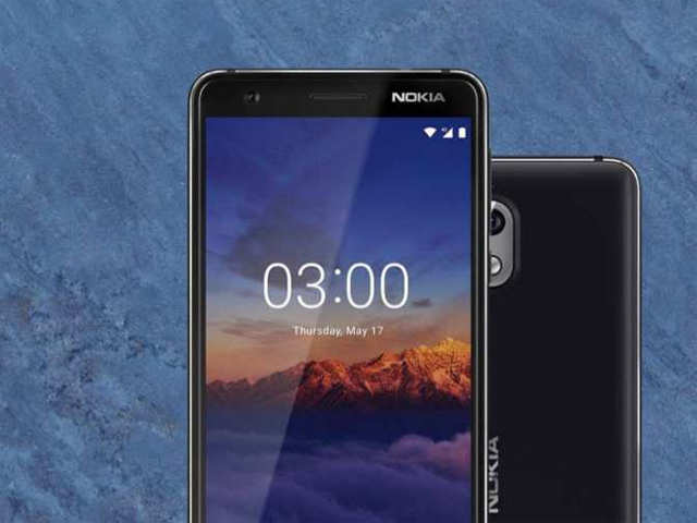 HMD Global launches Nokia 3.1 with Android One OS at Rs 10,499