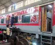 Indian Railways to get an arty makeover