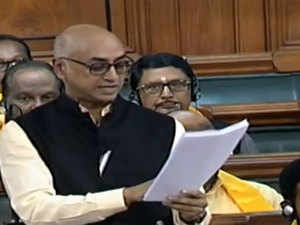 No Confidence motion: TDP MP Jayadev Galla quotes Mahesh Babu movie against NDA govt