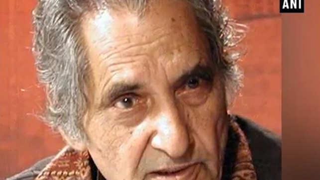 Hindi poet Gopal Das Neeraj passes away, family mourns death