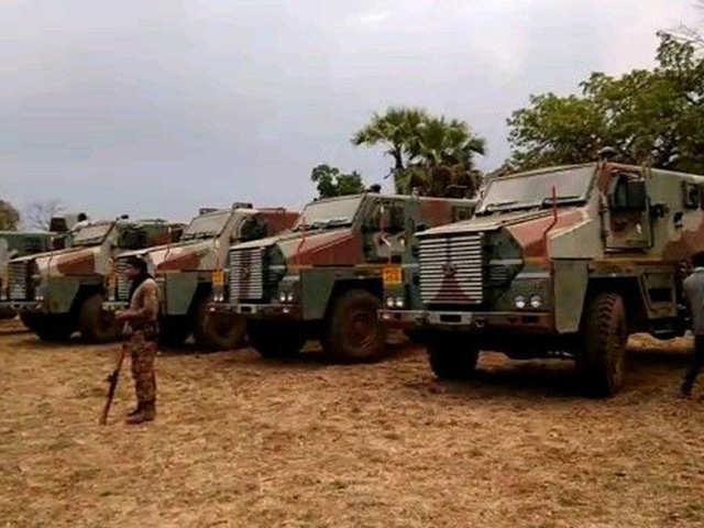 Security alert in Odisha after 8 Maoists killed in Chhattisgarh,