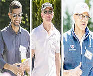 Pichai, Nadella take Sun Valley by storm