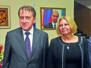 US sanctions have no major impact on Indo-Russian defense ties: Envoy