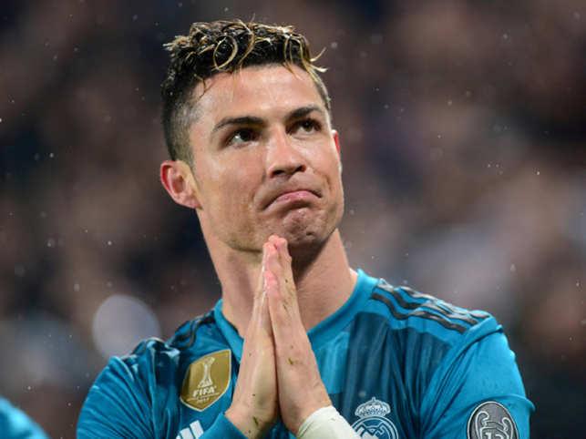 Cristiano Ronaldo Cristiano Ronaldo Will Pay Almost 22 Mn To Avoid