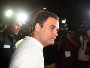 No-confidence motion: Rahul Gandhi calls PM Modi's speech 'weak'