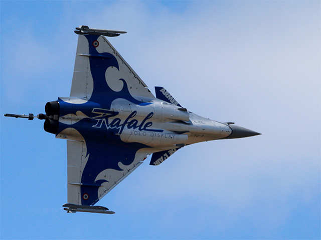 All you need to know about the Rafale deal controversy - Jet, set