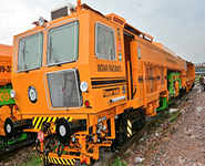 The repair trains of Indian Railways