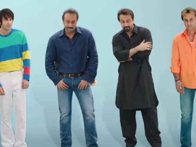 Teaser of Sanjay Dutt's biopic titled 'Sanju' is out and fans cannot keep calm