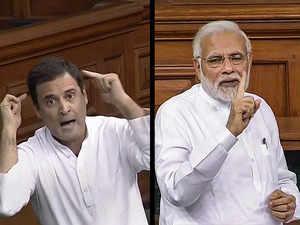 Watch: Rahul, Modi trade barbs over Rafale deal