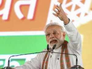 Farmers top priority: PM Modi in UP