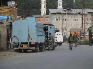 Kashmir: Three terrorists who killed constable shot dead in Kulgam