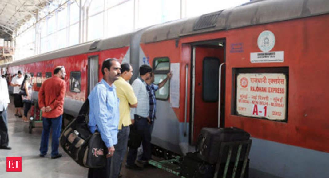 Delhi-Mumbai Rajdhani: Railways mulls increasing run-time of special Mumbai Rajdhani to make it stick to schedule