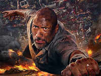 'Skyscraper' review: Dwayne Johnson will keep you hooked to your seat