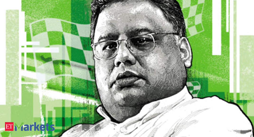 Watch: Rakesh Jhunjhunwala's most candid interview ever