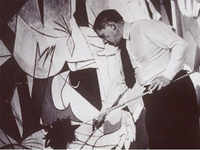 Did you know that Picasso's El Guernica has never been up for sale and has no listed price attached?