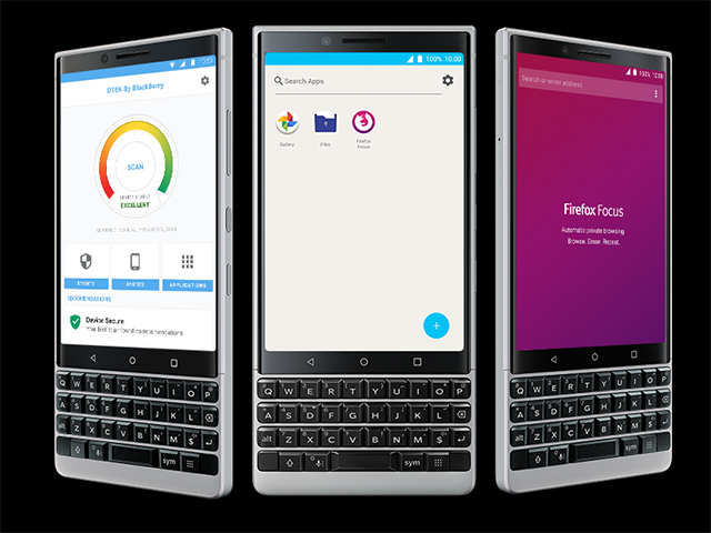 BlackBerry launches KEY2 with DTEK, Locker apps for data-security at Rs 42,990