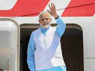 Watch: PM Modi departs for 3 nation visit to African countries
