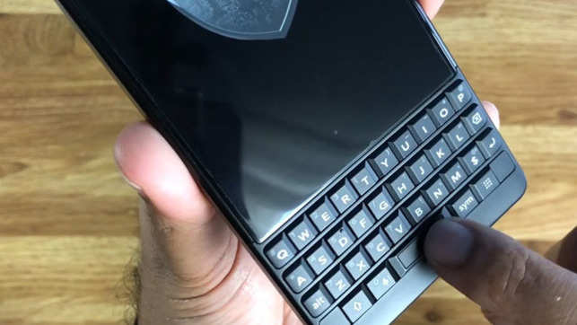 BlackBerry Key2: Unboxing And First Impression