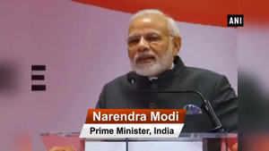 Indians abroad are 'rashtradoots', says PM Modi