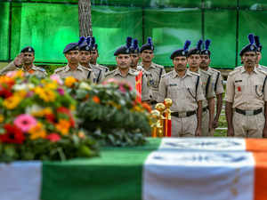 CRPF jawan killed in militant attack in Srinagar