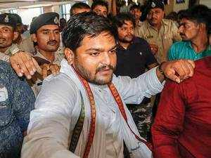 Hardik Patel found guilty by Gujarat court in 2015 rioting case