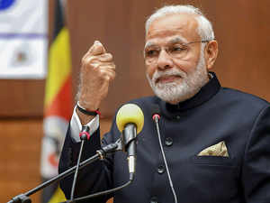 Watch: PM Modi attends India-Uganda Business Forum