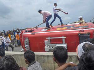 Maratha protest PTI