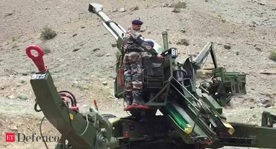 Watch Bofors in action: ET at Battle School on Kargil Vijay Diwas