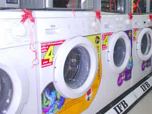 GST rate cut: Companies to cut prices of washing machines, fridges