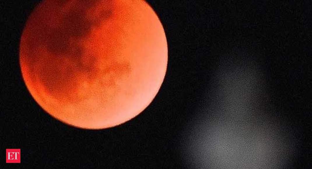 Chandra Grahan 2018 Lunar Eclipse Longest Blood Moon Of The Century